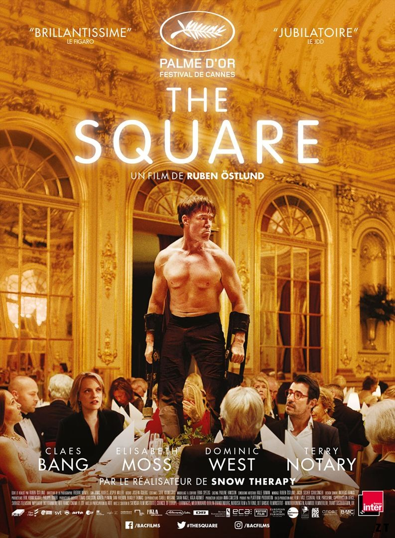 The Square FRENCH WEBRIP 2018