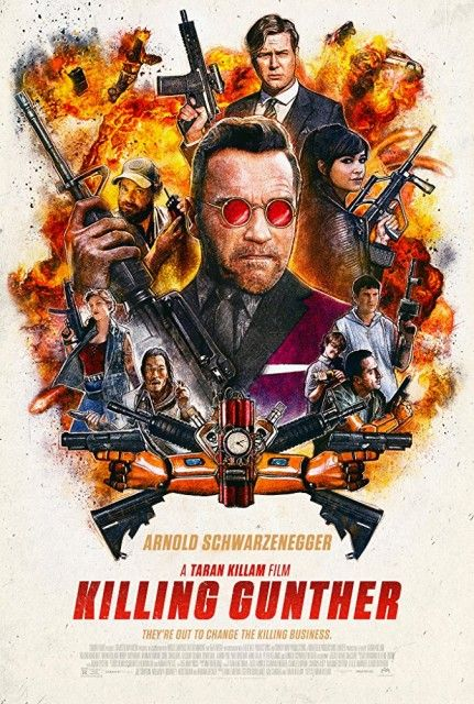 Killing Gunther FRENCH BluRay 1080p 2017