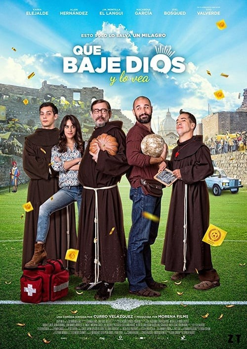 Holy Goalie FRENCH WEBRIP 1080p 2018