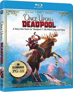 Once Upon a Deadpool FRENCH HDlight 1080p 2019