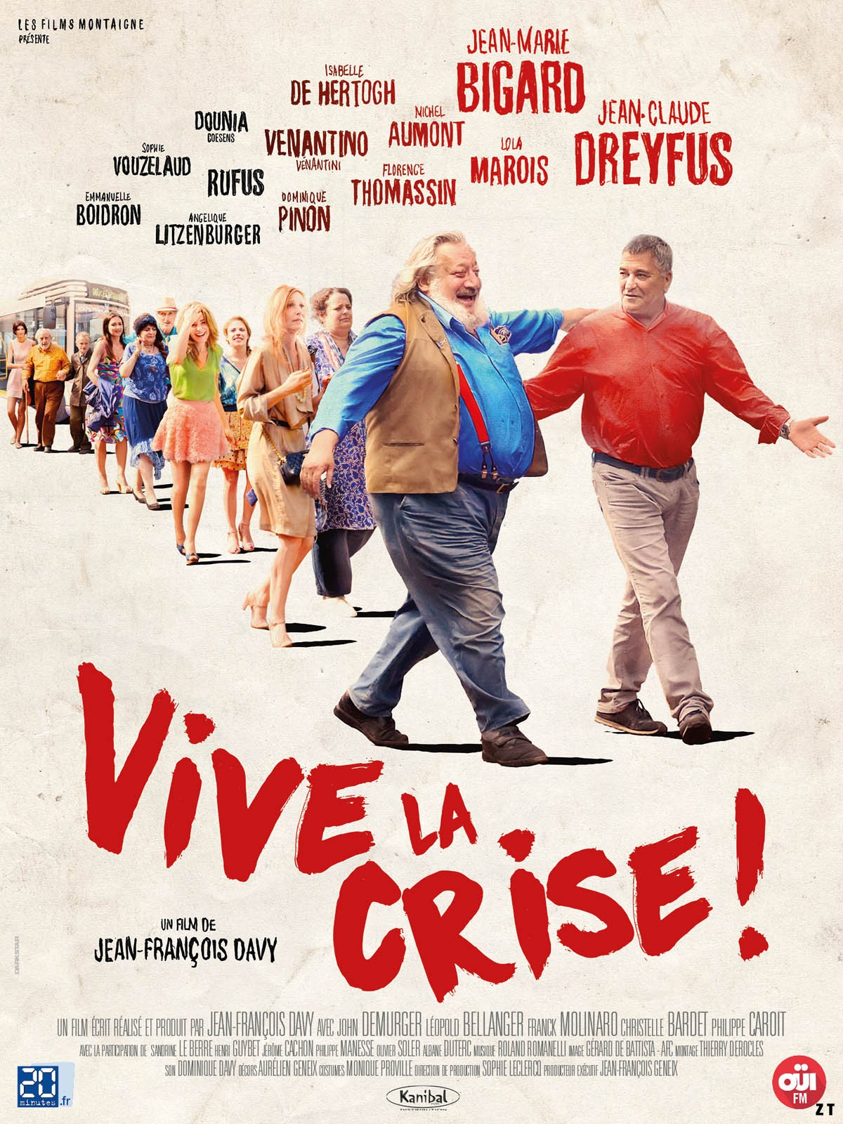 Vive la crise ! FRENCH WEBRIP 2017