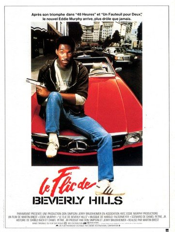 Le Flic de Beverly Hills FRENCH DVDRIP 1985