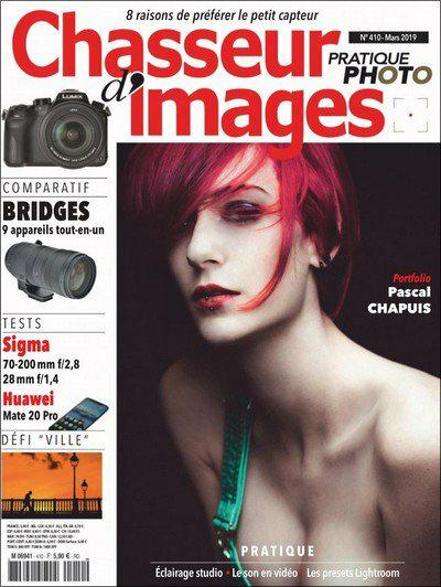Chasseur d'images - N°410 Mars 2019