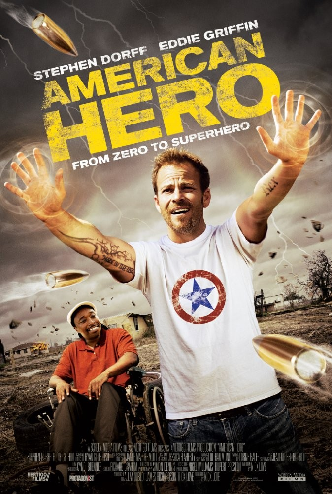 American Hero FRENCH DVDRIP 2017