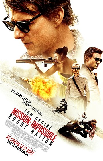 Mission: Impossible - Rogue Nation FRENCH BluRay 720p 2015