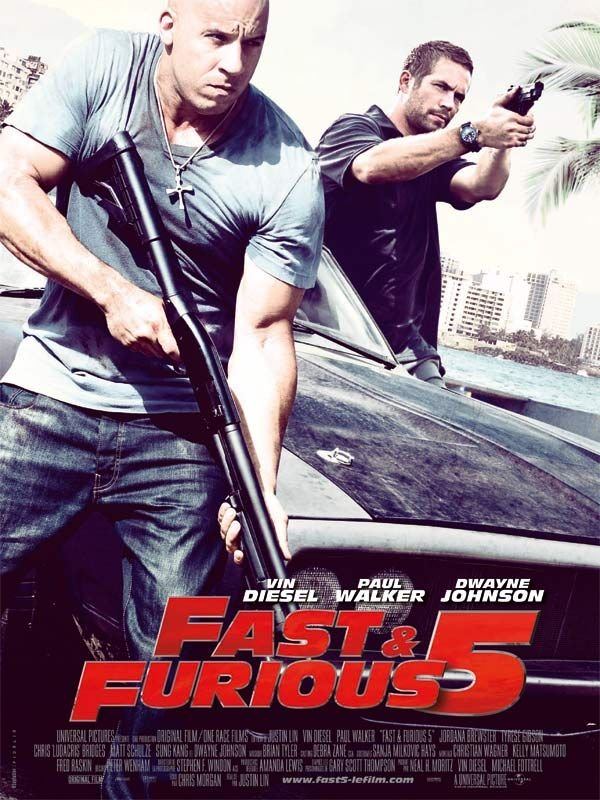Fast and Furious 5 FRENCH HDLight 1080p 2011