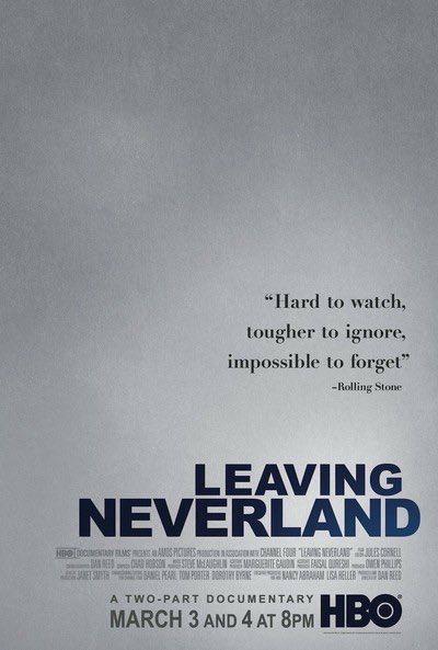 Leaving Neverland (Partie 1 et 2) FRENCH WEBRIP 720p 2019