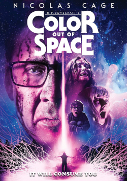 Color Out Of Space FRENCH DVDRIP 2020