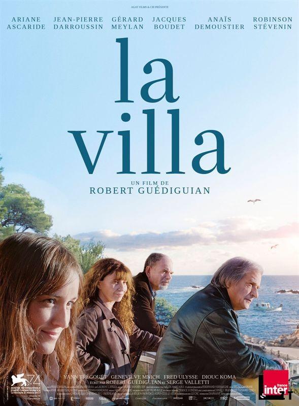 La Villa FRENCH BluRay 720p 2018