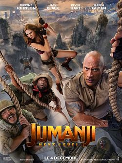 Jumanji: next level TRUEFRENCH HDRIP MD 2020