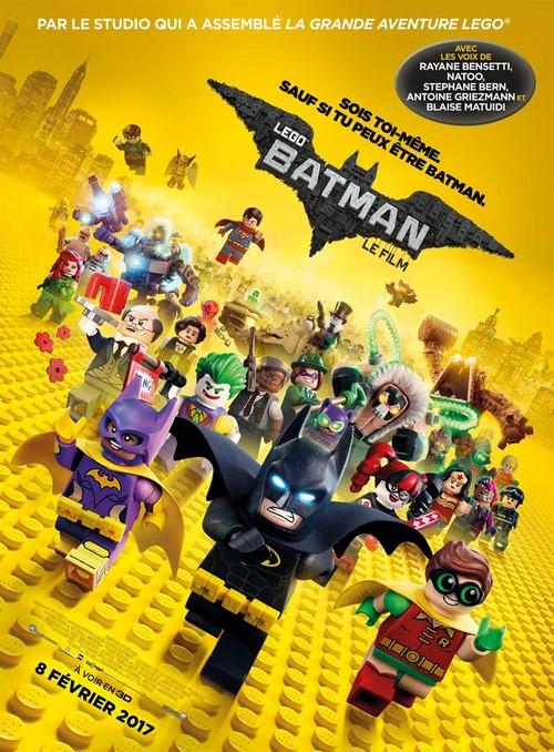 Lego Batman, Le Film FRENCH BluRay 720p 2017
