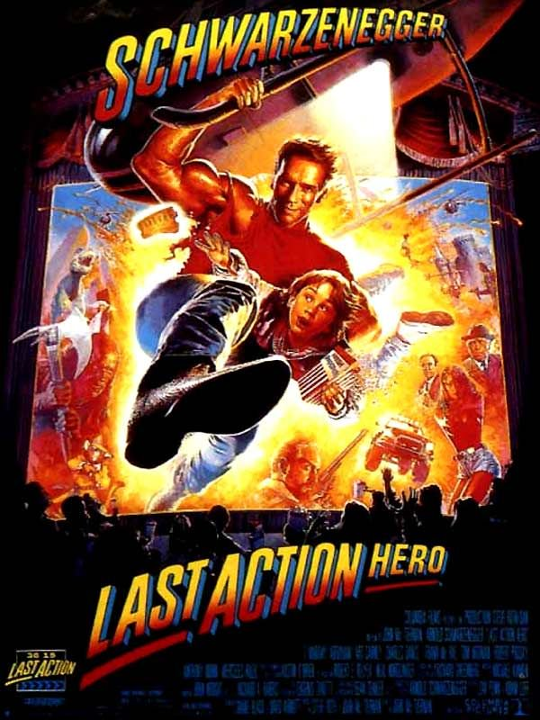 Last Action Hero FRENCH DVDRIP 1993