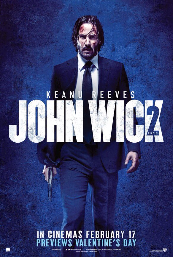 John Wick 2 FRENCH BluRay 720p 2017