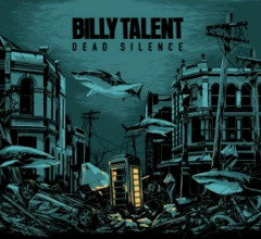 Billy Talent - Dead Silence 2012