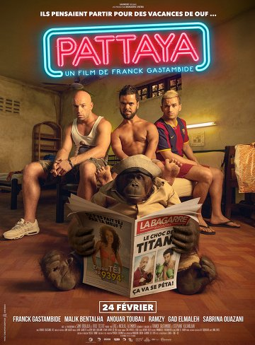 Pattaya FRENCH DVDRIP x264 2016