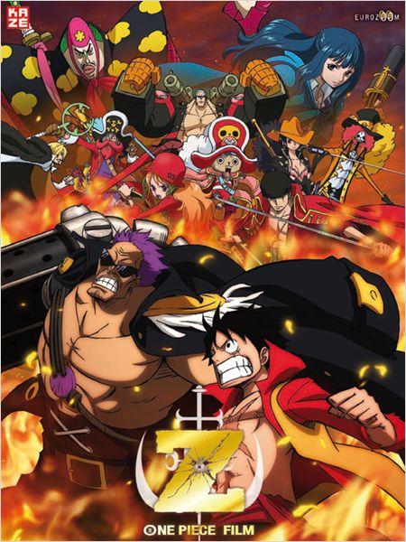 One Piece Film Z FRENCH DVDRIP 2013
