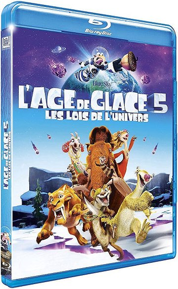 L'Âge de Glace : les Lois de l'Univers FRENCH BluRay 720p 2016
