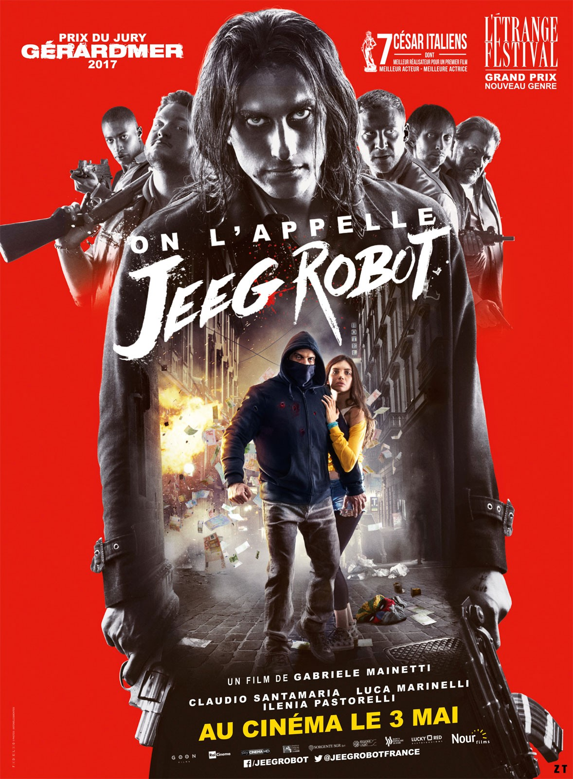 On l'appelle Jeeg Robot FRENCH BluRay 1080p 2017