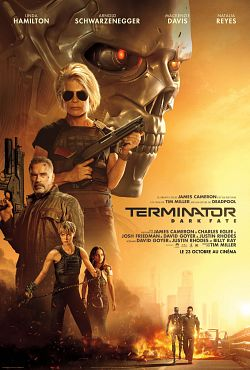 Terminator: Dark Fate FRENCH WEBRIP 720p 2020