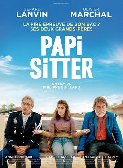Papi-Sitter FRENCH WEBRIP 720p 2020