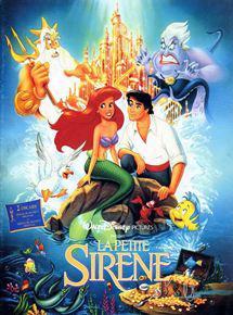 La Petite Sirène FRENCH DVDRIP 1989