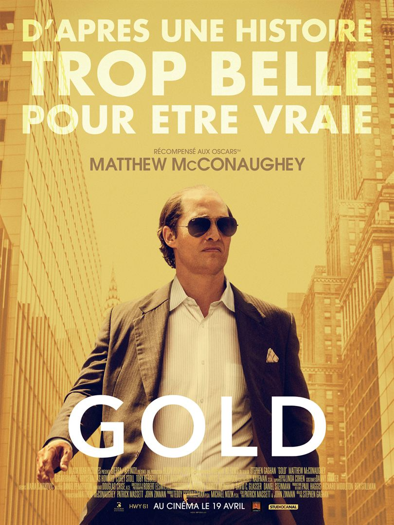 Gold FRENCH DVDRIP 2017