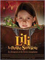 Lili la petite sorcière, le dragon et le livre magique DVDRIP FRENCH 2009