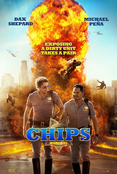Chips FRENCH BluRay 1080p 2017