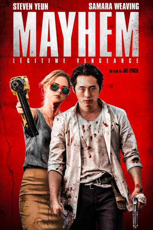 Mayhem - Légitime Vengeance FRENCH BluRay 1080p 2018
