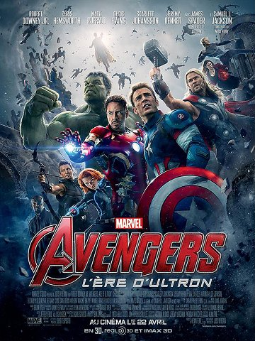 Avengers : L'ère d'Ultron VOSTFR DVDRIP 2015