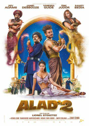 Alad'2 FRENCH BluRay 1080p 2018
