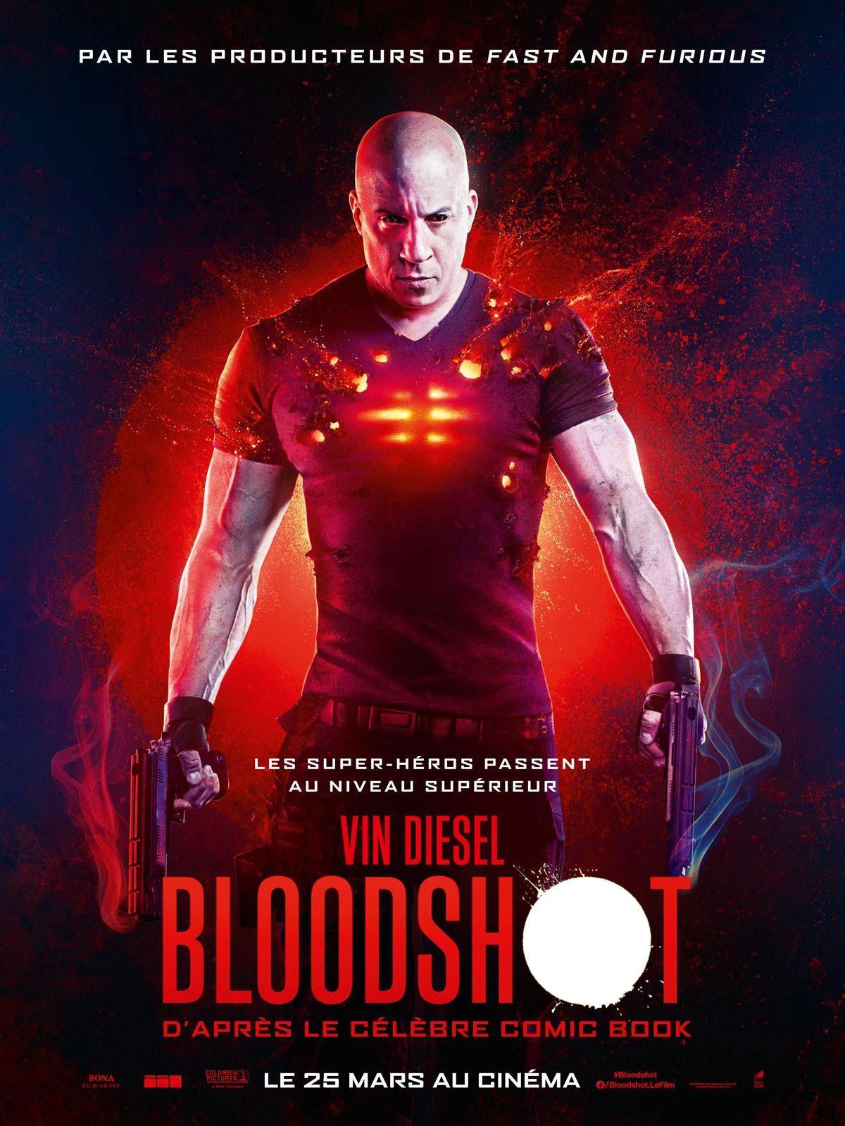 Bloodshot VOSTFR DVDRIP 2020