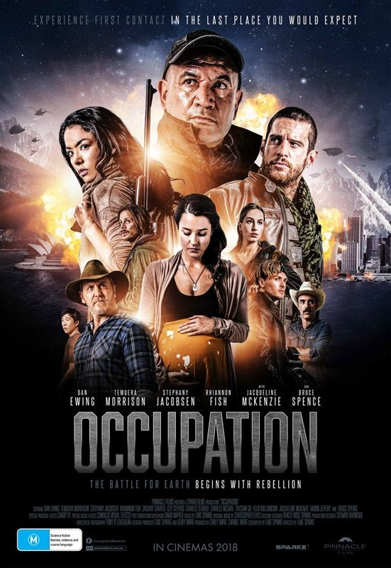 Occupation FRENCH DVDRIP 2018