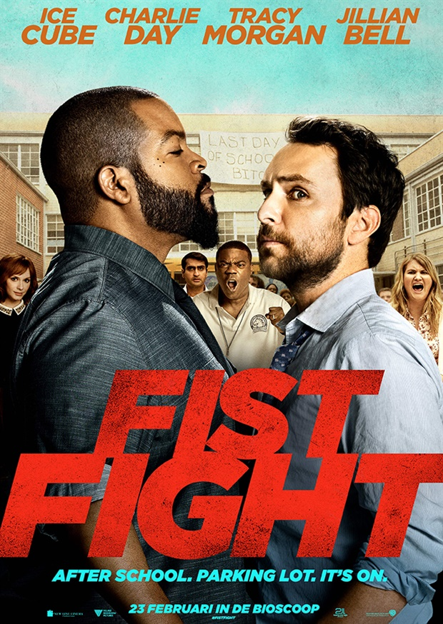 Fist Fight FRENCH DVDRIP 2017