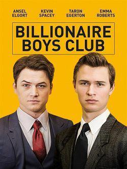 Billionaire Boys Club FRENCH BluRay 720p 2019