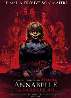 Annabelle – La Maison Du Mal TRUEFRENCH HDRIP MD 2019
