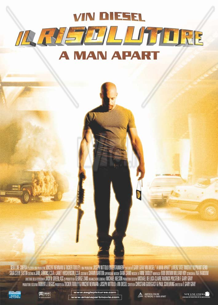 Un Homme À Part TRUEFRENCH DVDRIP 2003