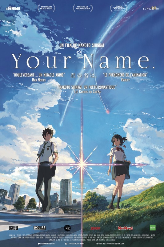 Your Name FRENCH DVDRIP 2017