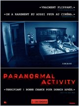 Paranormal Activity DVDRIP FRENCH 2009