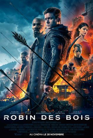 Robin des Bois (Robin Hood) FRENCH DVDSCR 2018