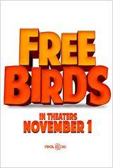 Free Birds FRENCH DVDRIP x264 2014