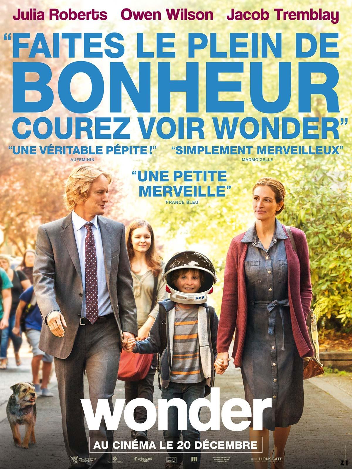 Wonder FRENCH BluRay 720p 2018