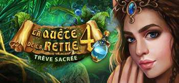 La quete de la reine 4 - Treve sacrée Edition Collector (FR Cracked) (PC)