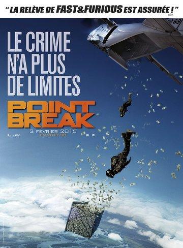 Point Break FRENCH BluRay 720p 2016