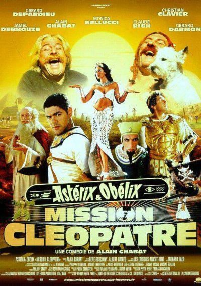 Astérix et Obélix : Mission Cléopâtre FRENCH HDlight 720p 2002