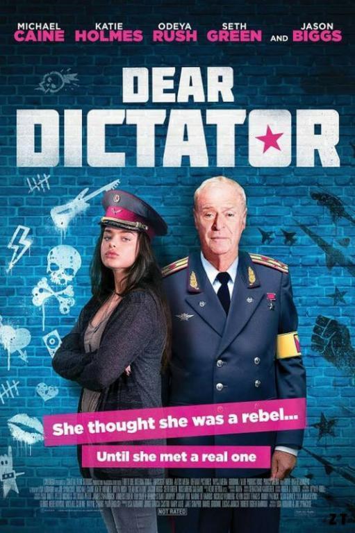 Dear Dictator FRENCH BluRay 720p 2018