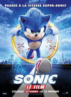 Sonic le film FRENCH WEBRIP 720p 2020
