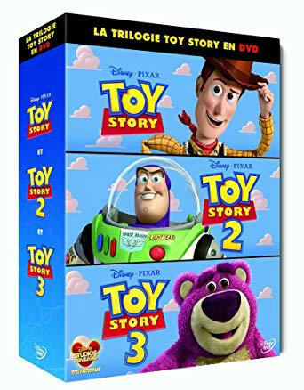Toy Story (Trilogie) FRENCH HDlight 1080p 1996-2010
