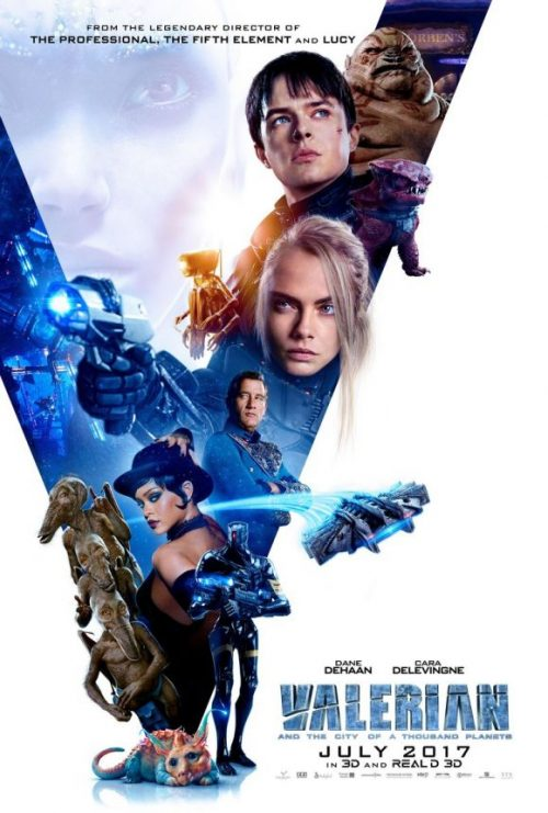 Valérian et la Cité des mille planètes FRENCH BluRay 1080p 2017