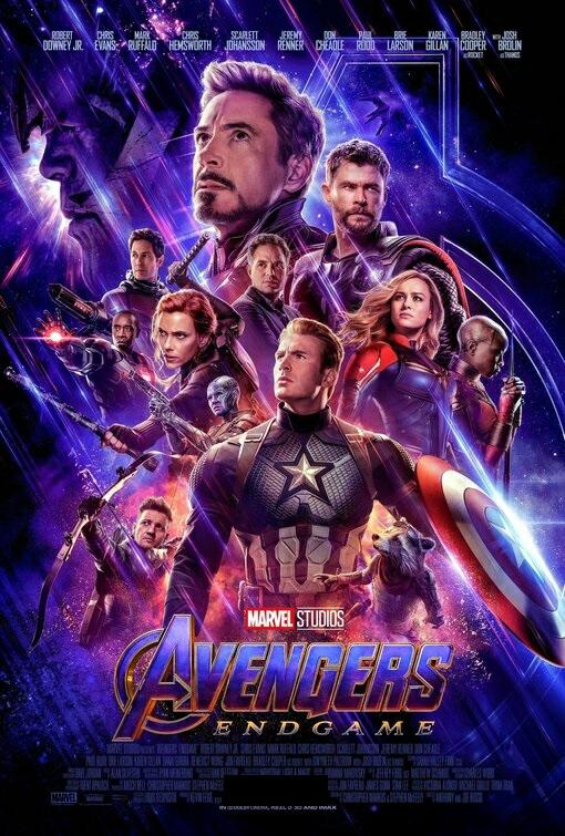 Avengers: Endgame FRENCH DVDSCR 1080p 2019